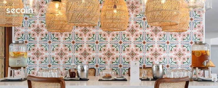 Cement Tiles Bring a New Look to Your Home