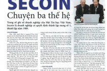 SECOIN – The three-generation story