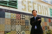 Make encaustic cement tile to be a luxury brand