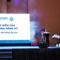 SECOIN CHAIRMAN'S SPEECHES AT SECOIN'S 30TH ANNIVERSARY