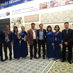 Secoin participated in Vietbuild 2015 Exhibition in Ha Noi