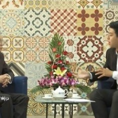 Talk show about Mr. Dinh Hong Ky in Investment Bridge Program