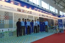 Secoin participated in Vietbuild 2015 Exhibition in Danang