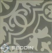 Encaustic cement tile A960-A
