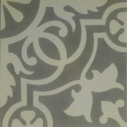 Encaustic cement tile A960-A