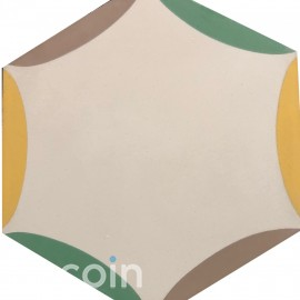 Hexagon tile Her 108