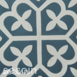 Encaustic cement tile A602 (S834,S5720)