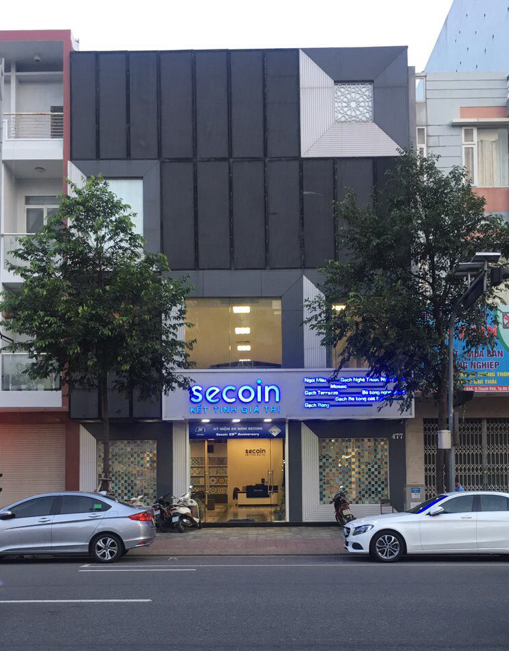Showroom in Da Nang